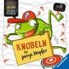 Knobeln für junge Hüpfer Kinderbücher;Lernbücher und Rätselbücher - Ravensburger