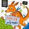 Zahlen für junge Hüpfer Kinderbücher;Lernbücher und Rätselbücher - Ravensburger
