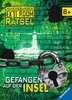 Ravensburger Exit Room Rätsel: Gefangen auf der Insel Kinderbücher;Lernbücher und Rätselbücher - Ravensburger