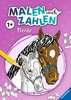 Malen nach Zahlen ab 7 Jahren: Pferde Malen und Basteln;Malen nach Zahlen - Ravensburger