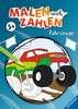 Malen nach Zahlen ab 5 Jahren: Fahrzeuge Malen und Basteln;Malen nach Zahlen - Ravensburger