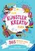Mein Künstler-Kreativbuch Kinderbücher;Malbücher und Bastelbücher - Ravensburger