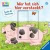 Wer hat sich hier versteckt? Suche die Tierkinder Kinderbücher;Babybücher und Pappbilderbücher - Ravensburger
