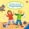 Alle meine Fingerspiele Kinderbücher;Babybücher und Pappbilderbücher - Ravensburger