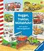 Bagger, Traktor, Müllabfuhr! Baby und Kleinkind;Bücher - Ravensburger