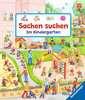 Sachen suchen: Im Kindergarten Baby und Kleinkind;Bücher - Ravensburger