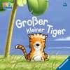Großer kleiner Tiger Kinderbücher;Babybücher und Pappbilderbücher - Ravensburger