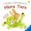 Drehen und Entdecken: Meine Tiere Baby und Kleinkind;Bücher - Ravensburger