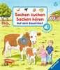 Sachen suchen, Sachen hören: Auf dem Bauernhof Kinderbücher;Babybücher und Pappbilderbücher - Ravensburger
