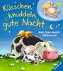 Küsschen, knuddeln, gute Nacht Kinderbücher;Babybücher und Pappbilderbücher - Ravensburger