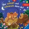 Wer schläft und schnarcht denn da? Kinderbücher;Babybücher und Pappbilderbücher - Ravensburger