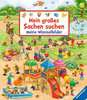 Mein großes Sachen suchen: Meine Wimmelbilder Kinderbücher;Babybücher und Pappbilderbücher - Ravensburger