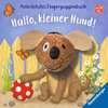 Mein liebstes Fingerpuppenbuch: Hallo, kleiner Hund! Kinderbücher;Babybücher und Pappbilderbücher - Ravensburger