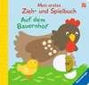 Mein erstes Zieh- und Spielbuch: Auf dem Bauernhof Kinderbücher;Babybücher und Pappbilderbücher - Ravensburger
