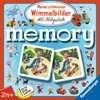 Meine schönsten Wimmelbilder memory® Baby und Kleinkind;Spiele - Ravensburger