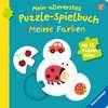 Mein allererstes Puzzle-Spielbuch: Meine Farben Kinderbücher;Babybücher und Pappbilderbücher - Ravensburger