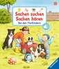 Sachen suchen, Sachen hören: Bei den Tierkindern Kinderbücher;Babybücher und Pappbilderbücher - Ravensburger