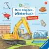 Mein Klappen-Wörterbuch: Baustelle Baby und Kleinkind;Bücher - Ravensburger