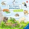Mein Klappen-Wörterbuch: Bei den Tieren Baby und Kleinkind;Bücher - Ravensburger