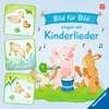 Bild für Bild singen wir Kinderlieder Kinderbücher;Babybücher und Pappbilderbücher - Ravensburger