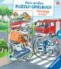 Mein großes Puzzle-Spielbuch: Fahrzeuge im Einsatz Baby und Kleinkind;Bücher - Ravensburger