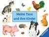 Meine Tiere und ihre Kinder Kinderbücher;Bilderbücher und Vorlesebücher - Ravensburger