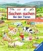 Sachen suchen - Bei den Tieren Kinderbücher;Babybücher und Pappbilderbücher - Ravensburger