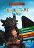 Dreamworks Dragons: Das große Schulstartbuch Kinderbücher;Lernbücher und Rätselbücher - Ravensburger