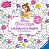 Disney kreativ: Disney Prinzessin - Zauberhafte Motive zum Ausmalen Kinderbücher;Malbücher und Bastelbücher - Ravensburger