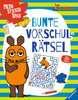 Mein Sticker Spaß Die Maus: Bunte Vorschulrätsel Lernen und Fördern;Lernbücher - Ravensburger