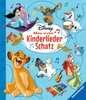 Disney Mein erster Kinderliederschatz - Mit Notensatz Kinderbücher;Kinderliteratur - Ravensburger