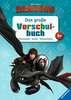 Dreamworks Dragons: Das große Vorschulbuch Kinderbücher;Lernbücher und Rätselbücher - Ravensburger