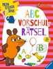 Mein Sticker Spaß Die Maus: ABC Vorschulrätsel Kinderbücher;Malbücher und Bastelbücher - Ravensburger