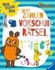 Mein Sticker Spaß Die Maus: Erste Zahlen Vorschulrätsel Kinderbücher;Malbücher und Bastelbücher - Ravensburger