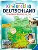 Ravensburger Kinderatlas Deutschland Kinderbücher;Kindersachbücher - Ravensburger
