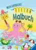 Mein superdickes Ferienmalbuch Kinderbücher;Malbücher und Bastelbücher - Ravensburger