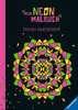 Mein Neon-Malbuch: Cooles Kaleidoskop Kinderbücher;Malbücher und Bastelbücher - Ravensburger