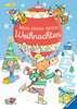 Malen - Rätseln - Basteln: Weihnachten Kinderbücher;Malbücher und Bastelbücher - Ravensburger