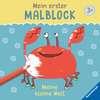 Mein erster Malblock: Meine kleine Welt Kinderbücher;Malbücher und Bastelbücher - Ravensburger