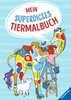 Mein superdickes Tiermalbuch Kinderbücher;Malbücher und Bastelbücher - Ravensburger