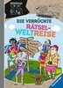 Die verrückte Rätsel-Weltreise Kinderbücher;Lernbücher und Rätselbücher - Ravensburger