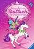 Mein zauberhaftes Malbuch: Feen, Elfen und Meerjungfrauen Kinderbücher;Malbücher und Bastelbücher - Ravensburger