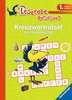 Kreuzworträtsel zum Lesenlernen (1. Lesestufe), grün Kinderbücher;Lernbücher und Rätselbücher - Ravensburger