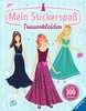 Mein Stickerspaß: Traumkleider Kinderbücher;Malbücher und Bastelbücher - Ravensburger