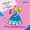 Malen nach Zahlen junior: Prinzessinnen Kinderbücher;Malbücher und Bastelbücher - Ravensburger
