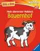 Mein allererster Malblock: Bauernhof Kinderbücher;Malbücher und Bastelbücher - Ravensburger