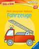 Mein allererster Malblock: Fahrzeuge Kinderbücher;Malbücher und Bastelbücher - Ravensburger