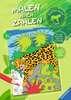 Malen nach Zahlen: Gefährliche Tiere Kinderbücher;Malbücher und Bastelbücher - Ravensburger