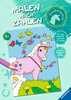 Malen nach Zahlen: Zauberponys Kinderbücher;Malbücher und Bastelbücher - Ravensburger