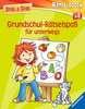 Grundschul-Rätselspaß für unterwegs Kinderbücher;Lernbücher und Rätselbücher - Ravensburger